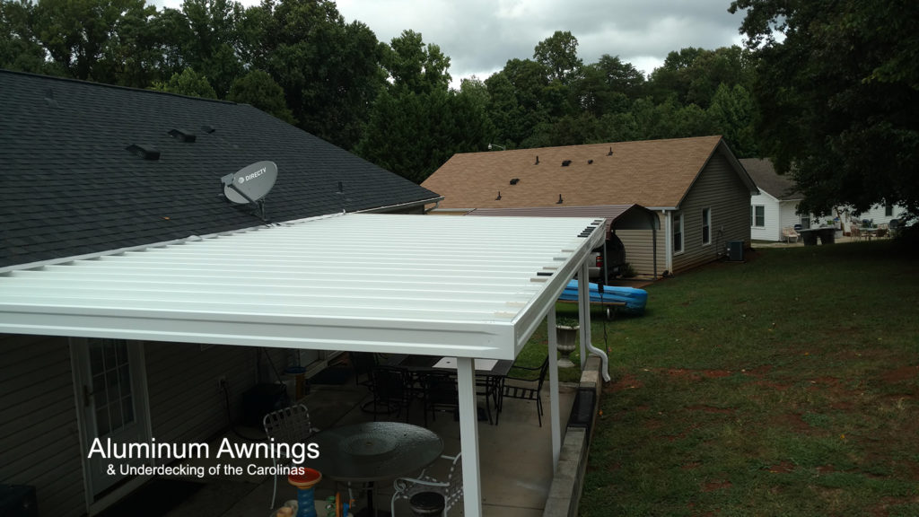 custom awnings for homes