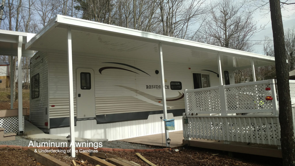 rv side awning
